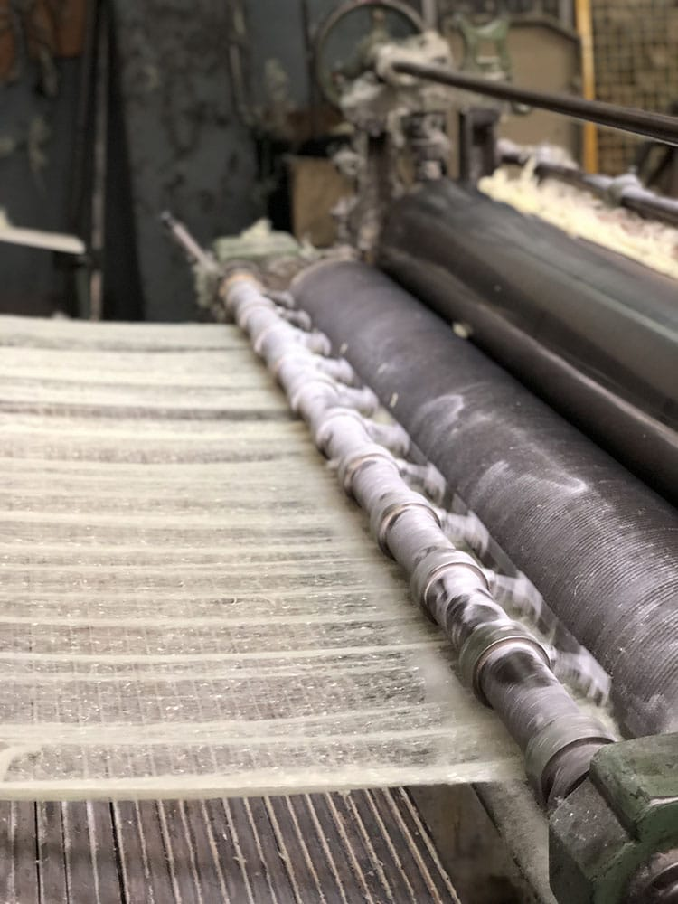 efpa, students, pattern making, fashion, vocational training, textile companies