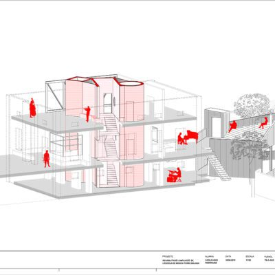 torre balada, carla abad, final degree project, interior design, degree in design,