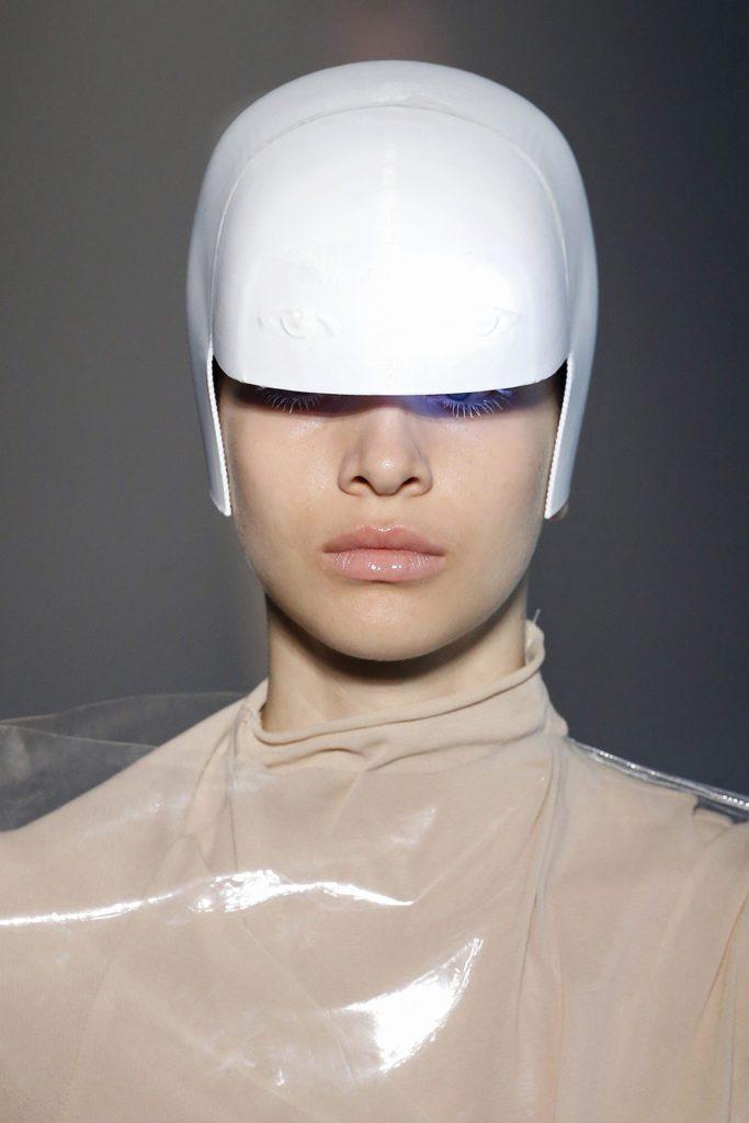 desfile de moda, txell miras, 080 barcelona fashion, impresión 3D