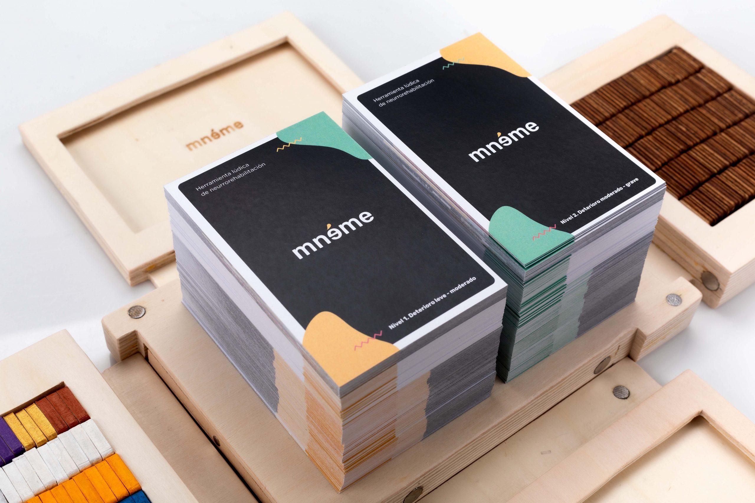 mnéme, pfg, proyecto final de grado, diseño gráfico, graphic design, disseny gràfic, pentawards, gamudeamus projecta